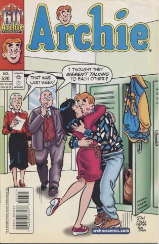 Archie Comics No. 520
