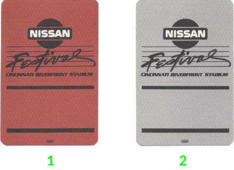Nissan Backstage Pass
