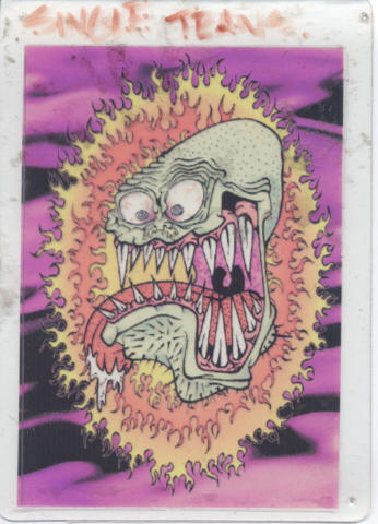 Monster Laminate