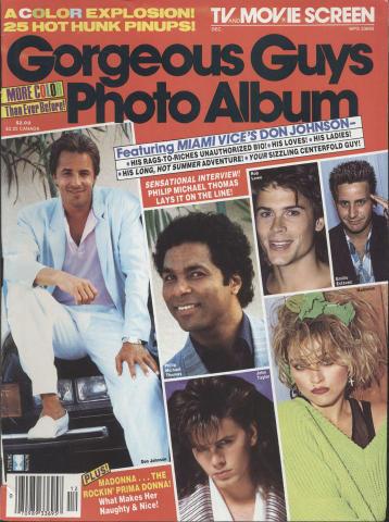 Gorgeous Guys Photo Album Vol. 32 No.5