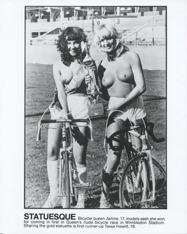 Bike Beauties Promo Print