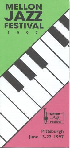 Mellon Jazz Festival Program