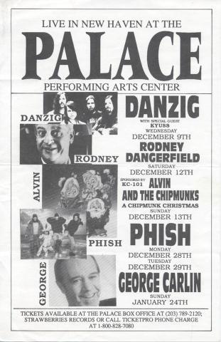 Danzig Handbill