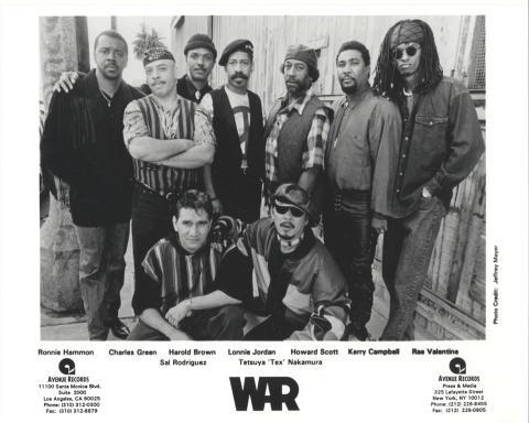 War Promo Print