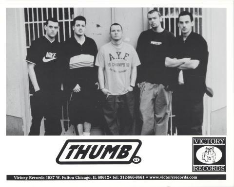 Thumb Promo Print