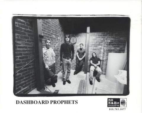 Dashboard Prophets Promo Print