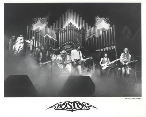 Boston Promo Print