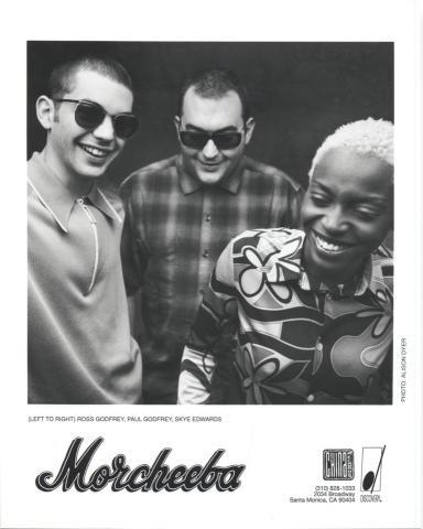 Morcheeba Promo Print