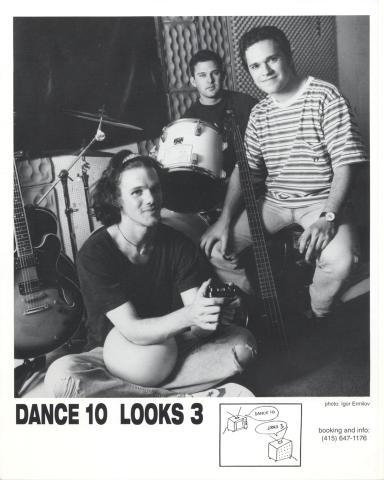 Dance 10 Looks 3 Promo Print