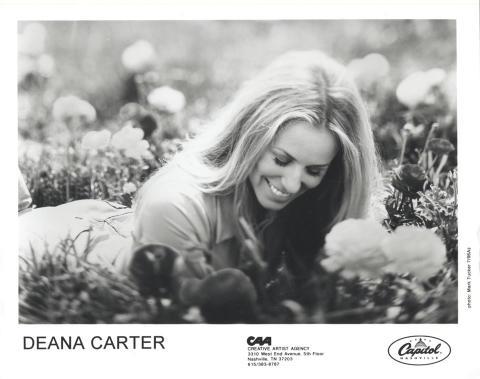 Deana Carter Promo Print