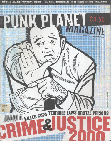 Punk Planet No. 37