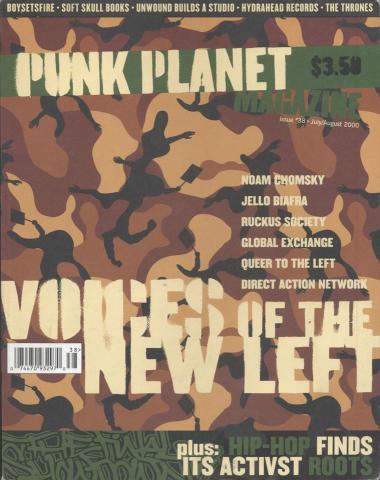 Punk Planet No. 38