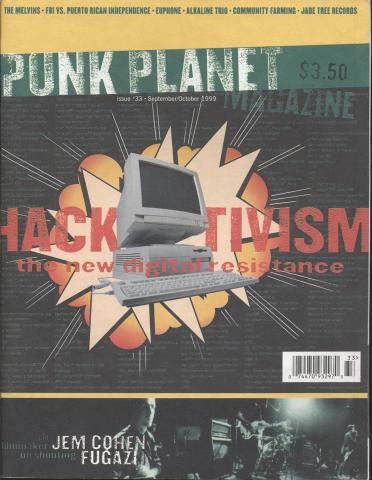 Punk Planet No. 33