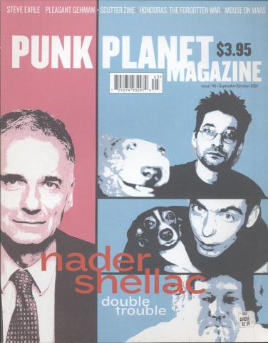 Punk Planet No. 45