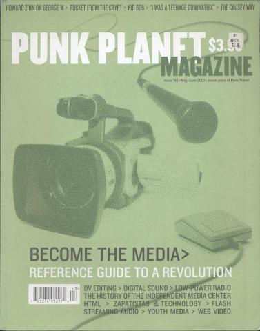Punk Planet No. 43
