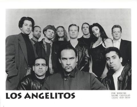 Los Angelitos Promo Print