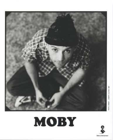 Moby Promo Print