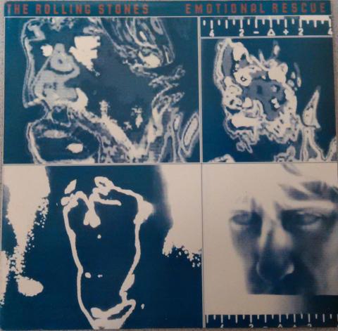 "Emotional Rescue Vinyl 12"""