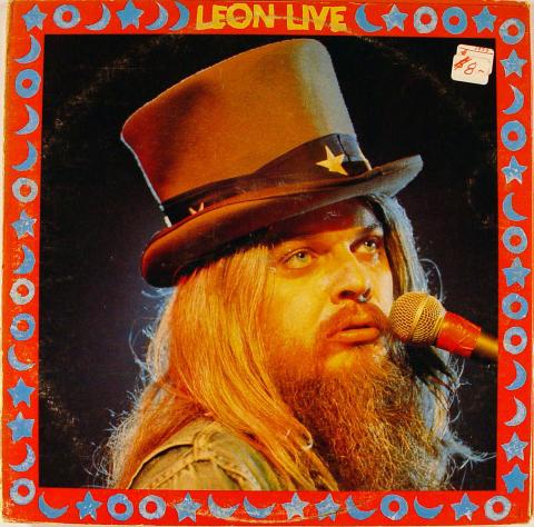 """Leon Live Vinyl 12"""""""