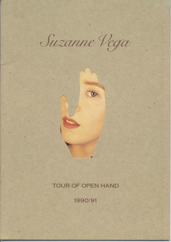 Suzanne Vega Program