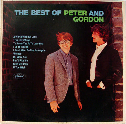 "Peter & Gordon Vinyl 12"""