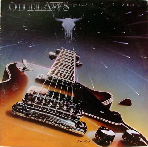 """Outlaws Vinyl 12"""""""