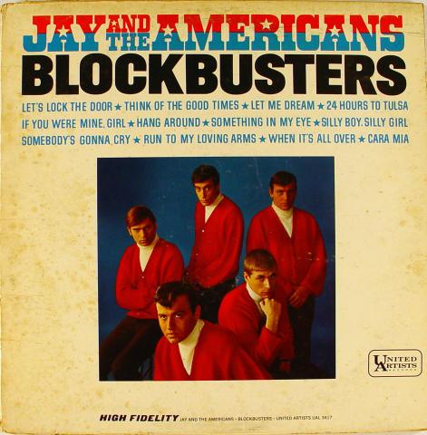 """Jay & the Americans Vinyl 12"""""""