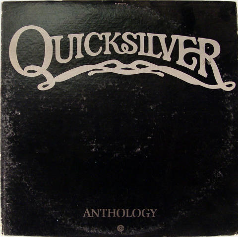 "Quicksilver Messenger Service Vinyl 12"""