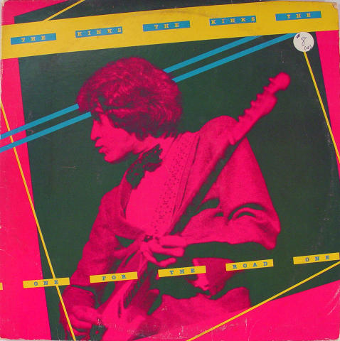 "The Kinks Vinyl 12"""
