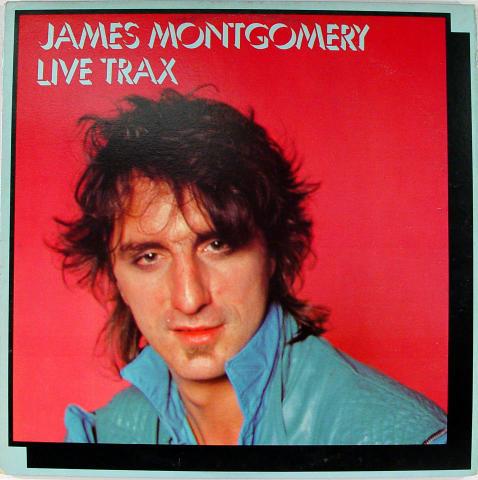"""James Montgomery Band Vinyl 12"""""""
