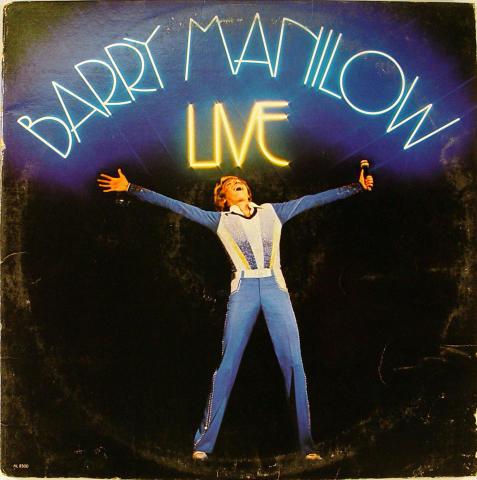 "Barry Manilow Vinyl 12"""