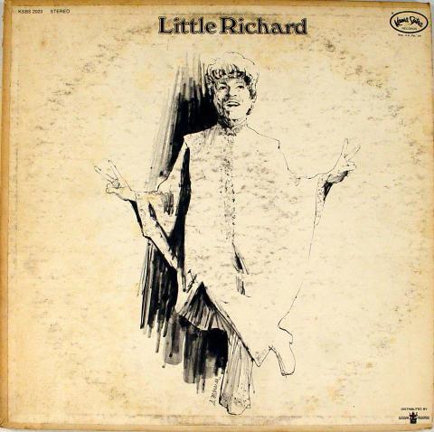 "Little Richard Vinyl 12"""