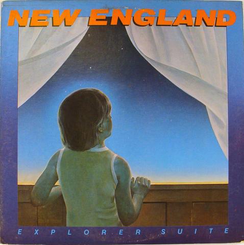 "New England Vinyl 12"""