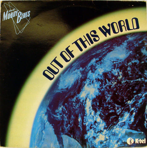 """The Moody Blues Vinyl 12"""""""