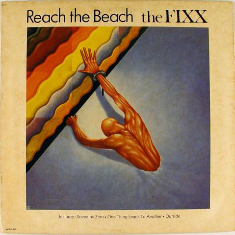 "The Fixx Vinyl 12"""