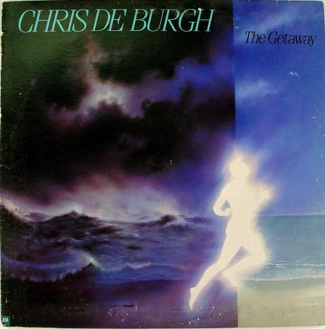 "Chris De Burgh Vinyl 12"""