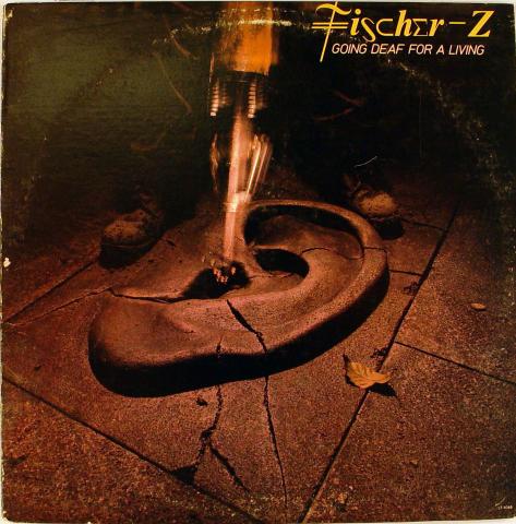 "Fischer-Z Vinyl 12"""