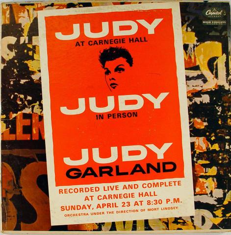 """Judy Garland Vinyl 12"""""""