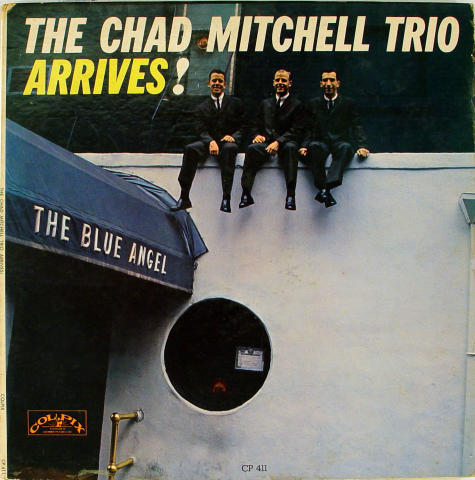 Chad Mitchell Trio Vinyl 12""