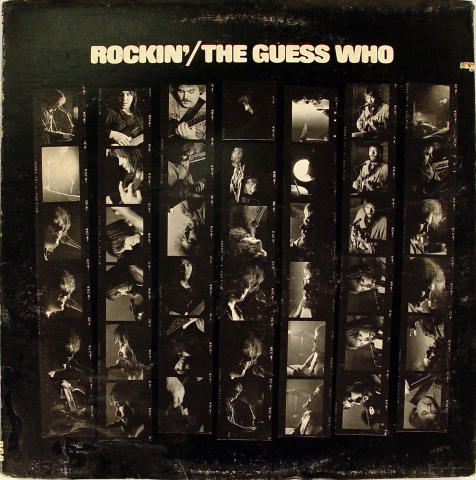 The Guess Who Vinyl 12""