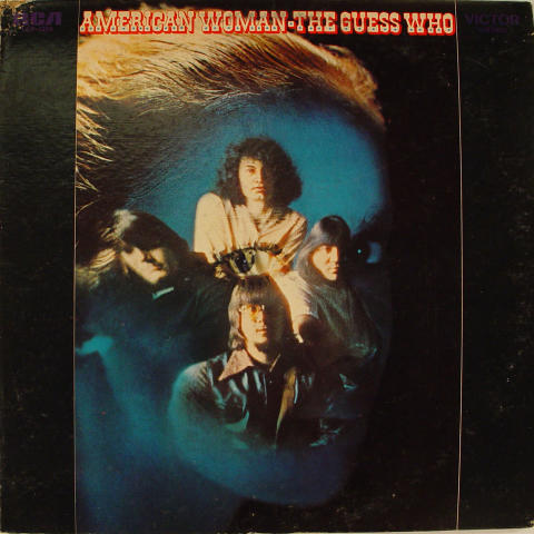 """The Guess Who Vinyl 12"""" (Used)"""