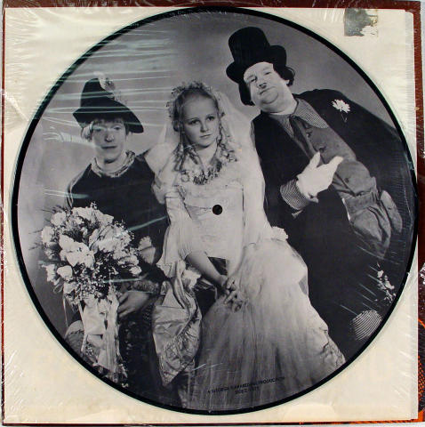 "Laurel and Hardy Vinyl 12"" (Used)"