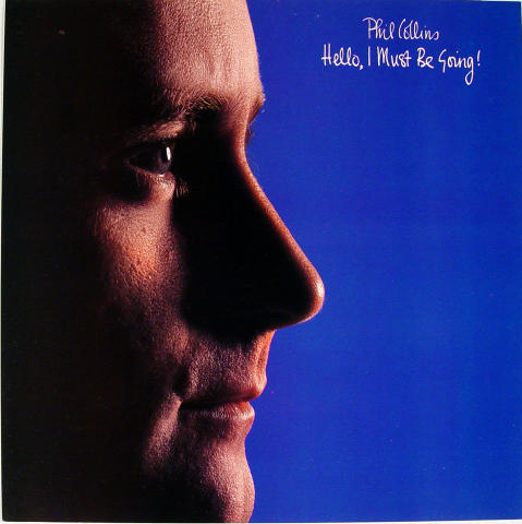 Phil Collins Album Flat