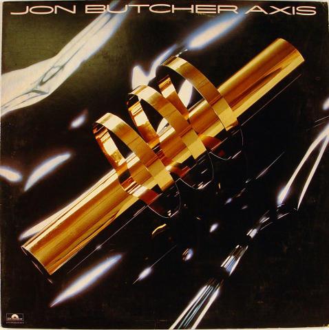 "Jon Butcher Axis Vinyl 12"""