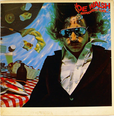 Joe Walsh Vinyl 12""