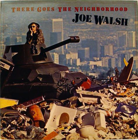 """Joe Walsh Vinyl 12"""""""