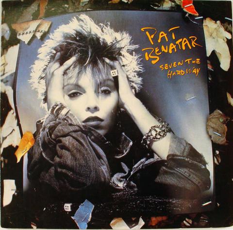 """Pat Benatar Vinyl 12"""""""