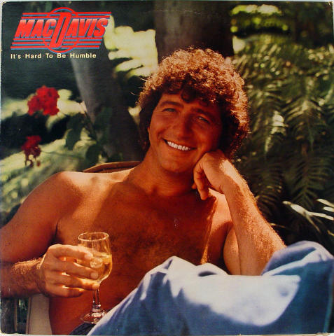 "Mac Davis Vinyl 12"""