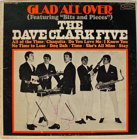 "The Dave Clark Five Vinyl 12"""