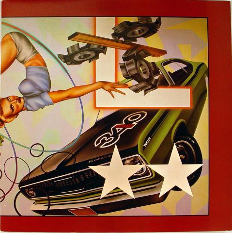 "The Cars Vinyl 12"""